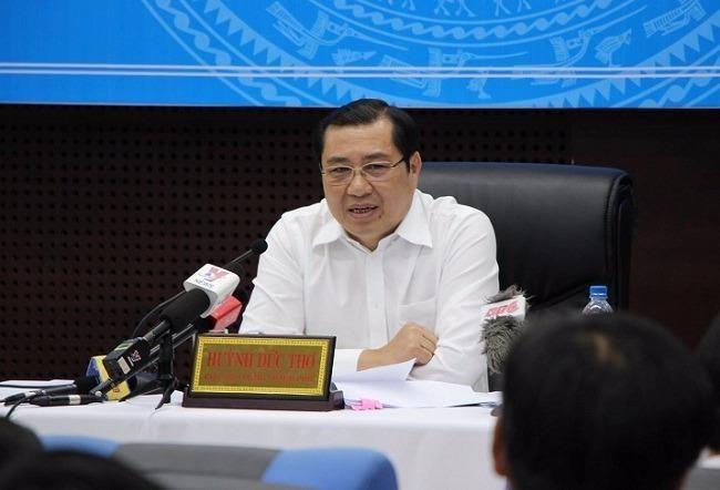 Bắt thêm nghi can đe dọa chủ tịch Huỳnh Đức Thơ - ảnh 1