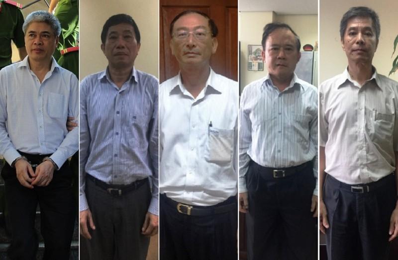 Một loạt lãnh đạo PVN vừa bị bắt giam, họ là ai? - ảnh 1