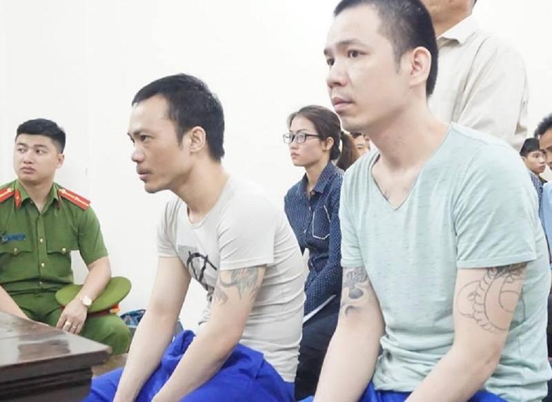 Hai tử tù khoét tường vượt ngục bị tuyên án cao hơn đề nghị - ảnh
