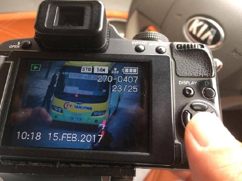 Khi máy bắn tốc độ của CSGT khác với camera hành trình - ảnh 2