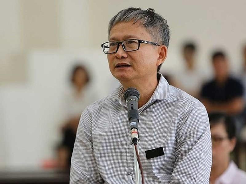 Em trai ông Đinh La Thăng được giảm 2 năm tù - ảnh 1