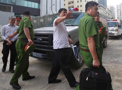 Thông tin bất ngờ tại phiên phúc thẩm ông Đinh La Thăng - ảnh 1