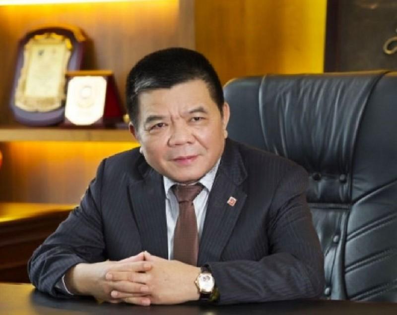 Bộ Công an bắt giam cựu Chủ tịch ngân hàng BIDV Trần Bắc Hà - ảnh 1