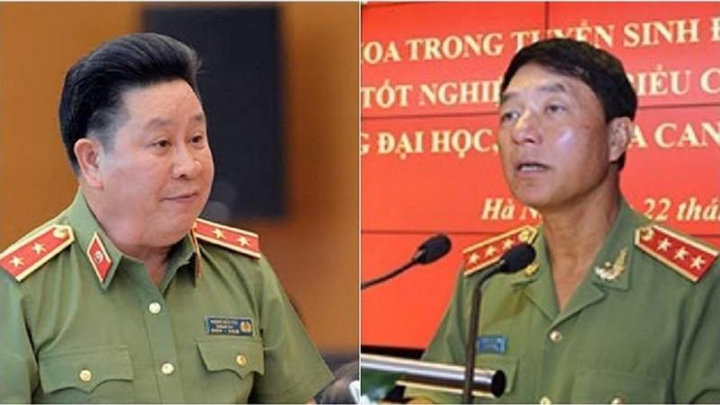 Vì sao ông Bùi Văn Thành và Trần Việt Tân bị khởi tố? - ảnh 1
