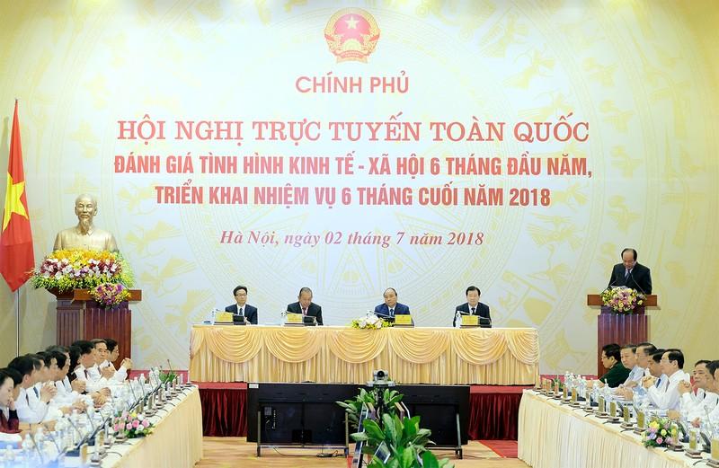Thủ tướng Nguyễn Xuân Phúc: 'Lòng dân cần phải được quan tâm' - ảnh 1