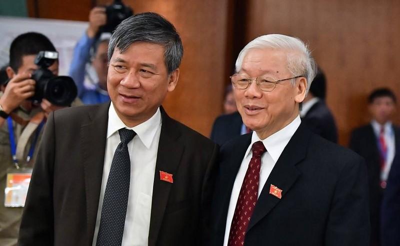 Giới thiệu TBT Nguyễn Phú Trọng để QH bầu làm Chủ tịch nước - ảnh 1