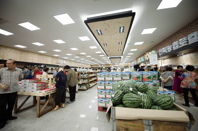 Kinh doanh nông sản sạch theo kiểu Hàn Quốc - ảnh 1