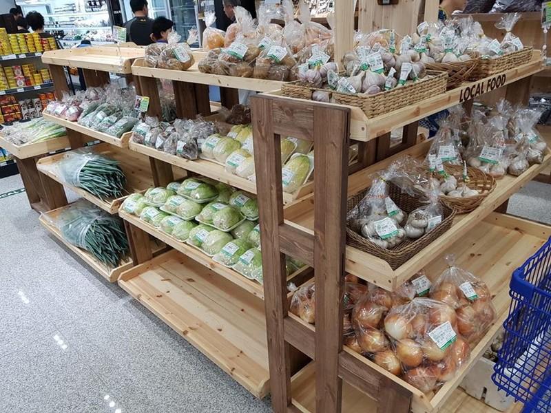 Kinh doanh nông sản sạch theo kiểu Hàn Quốc - ảnh 2