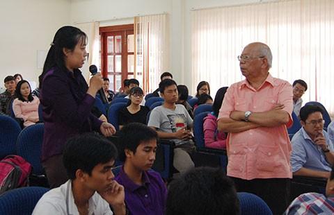 Giấc mơ Việt của một giáo sư - ảnh 1