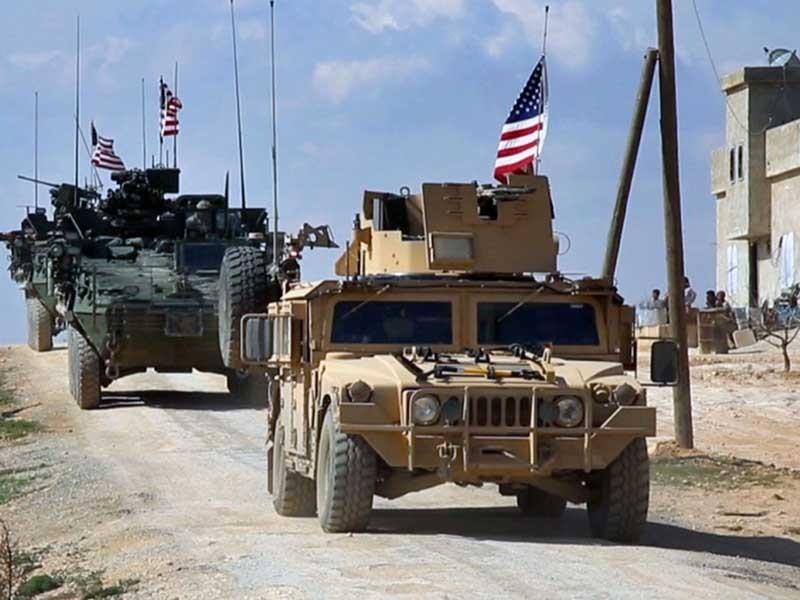 Tổng thống Trump chuẩn bị quyết đấu với IS - ảnh 1