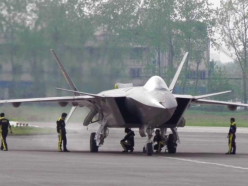Tham vọng quân sự Trung Quốc  - ảnh 1