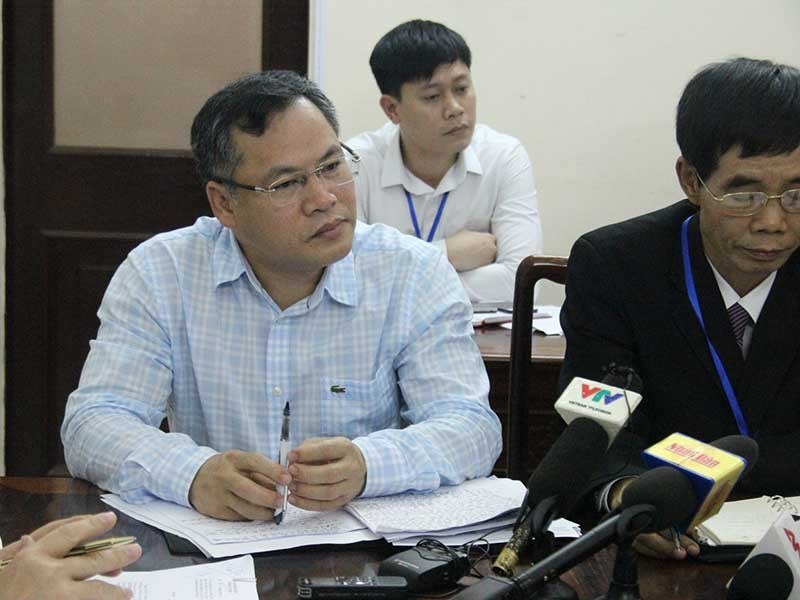 Tung lực lượng điều tra vụ đe dọa chủ tịch Bắc Ninh  - ảnh 1