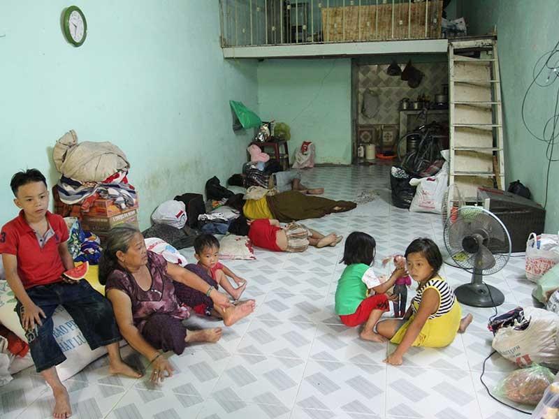 Gia đình 17 người: 'Ăn ở đàng hoàng như người ta' - ảnh 1