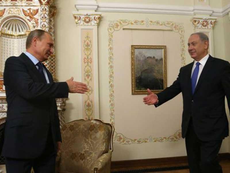 Israel: Đối trọng mới của Nga ở Syria - ảnh 1