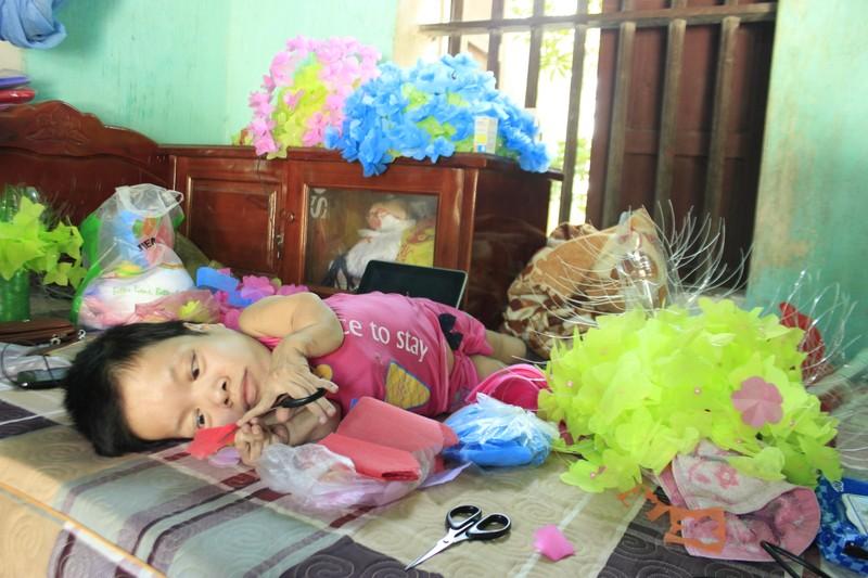 Cô gái 37 tuổi - 10 kg ước mơ làm chủ doanh nghiệp - ảnh 2