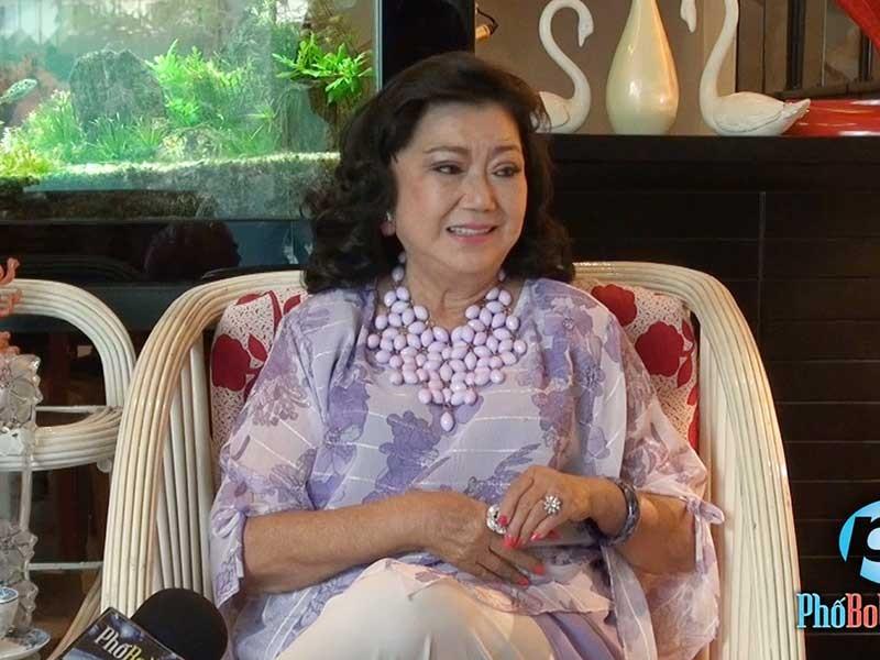Kỳ nữ Kim Cương sắp tái xuất với Lá sầu riêng  - ảnh 1