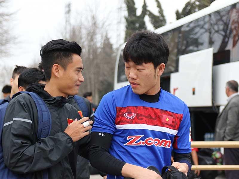 Đội Việt Nam và thuận lợi trước trận gặp Afghanistan - ảnh 1