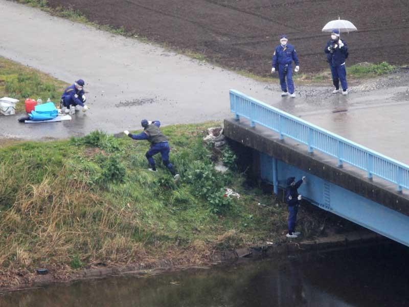 Thông điệp bí ẩn trên mạng Nhật ngày bé Linh mất tích - ảnh 1