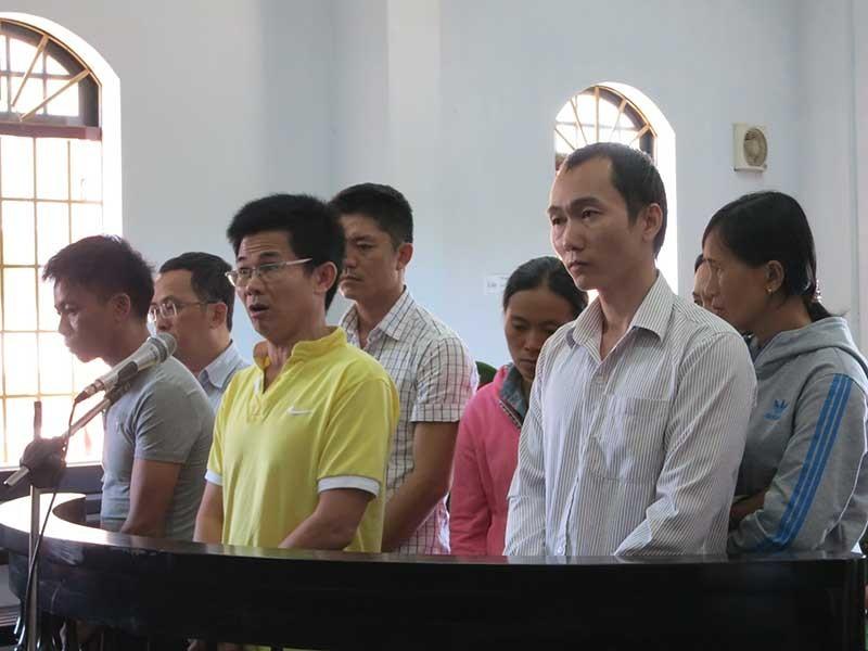 Trần Minh Lợi: Tố cáo nhưng tội phạm đã hoàn thành - ảnh 1