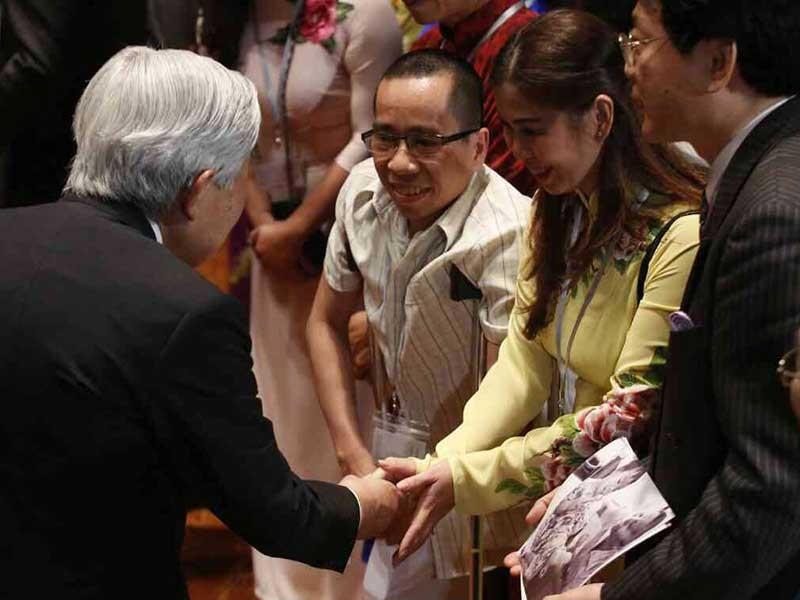 Người em cặp Việt-Đức được mời thỉnh giảng tại Nhật - ảnh 1
