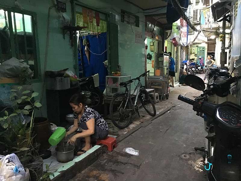 Hiến kế xóa nhà ổ chuột, cầu tõm... ở Sài Gòn  - ảnh 1