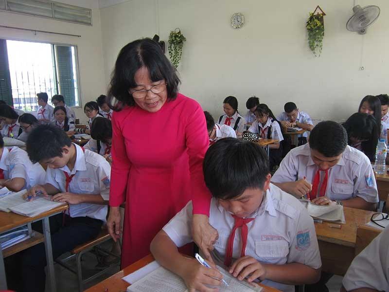 Tiết lộ mới về đề thi tuyển sinh lớp 10 tại TP.HCM  - ảnh 1