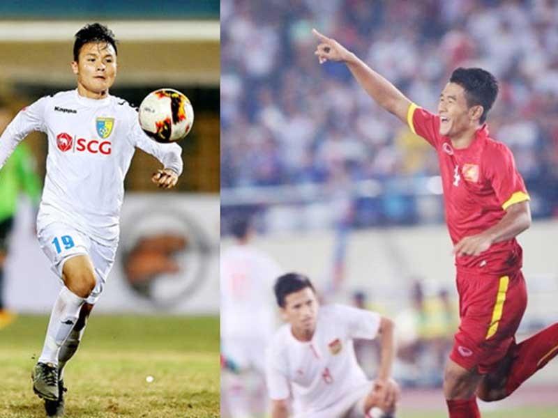 U-20 Việt Nam với Nguyễn Quang Hải và Hà Đức Chinh - ảnh 1