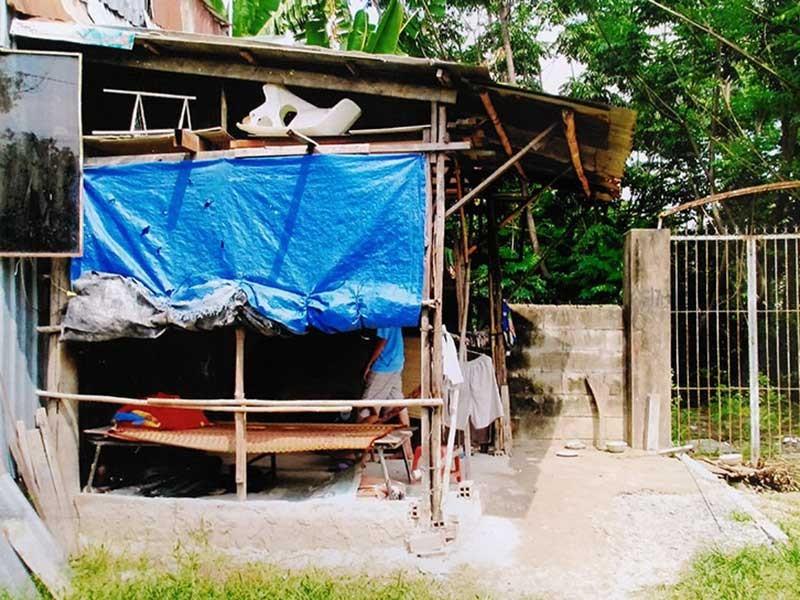 Chính quyền đã tháo dỡ chòi tạm ở Hóc Môn - ảnh 1