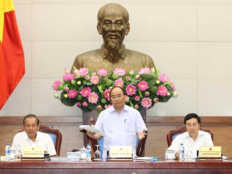 Thủ tướng yêu cầu giảm chi phí cho doanh nghiệp - ảnh 1