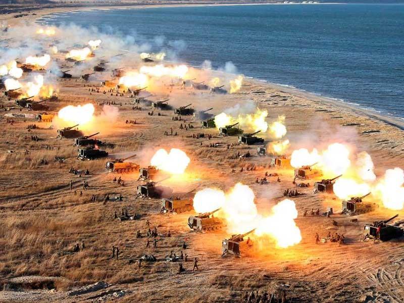 Trung Quốc lên tiếng ngăn chặn chiến tranh Triều Tiên - ảnh 1
