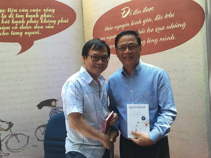 Lê Hoàng: Người... yêu sách - ảnh 1