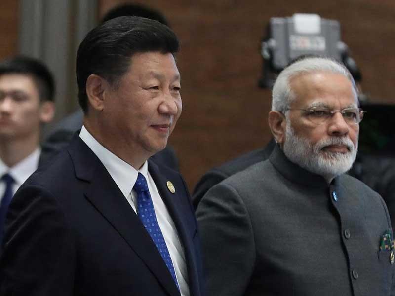 Ông Tập muốn quan hệ Trung-Ấn 'đi đúng quỹ đạo' - ảnh 1
