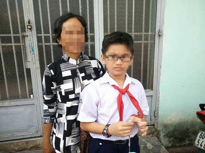 10 năm không được nhận cha vì mẹ bỏ đi - ảnh 1