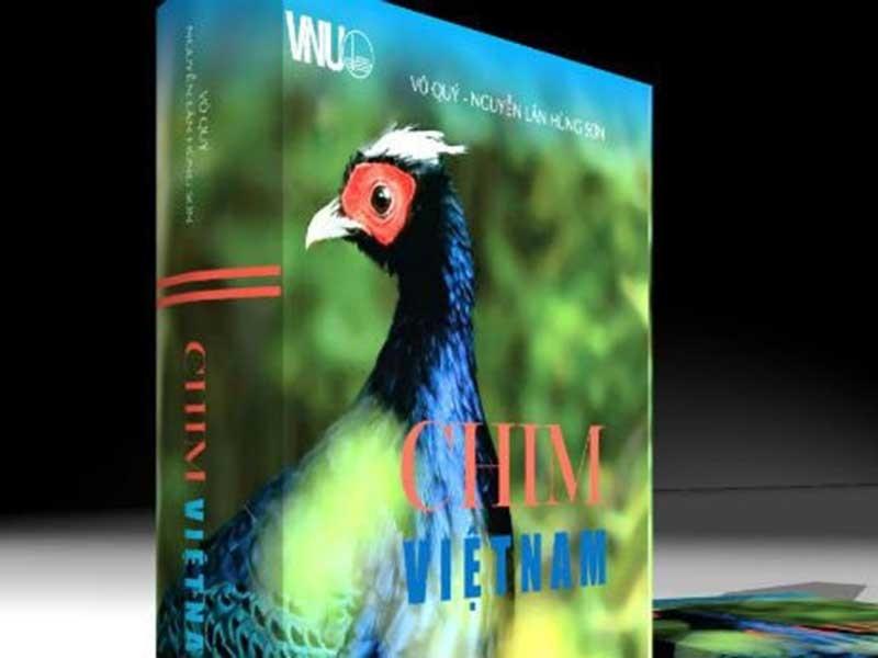 Thu hồi và tiêu hủy sách Chim Việt Nam - ảnh 1