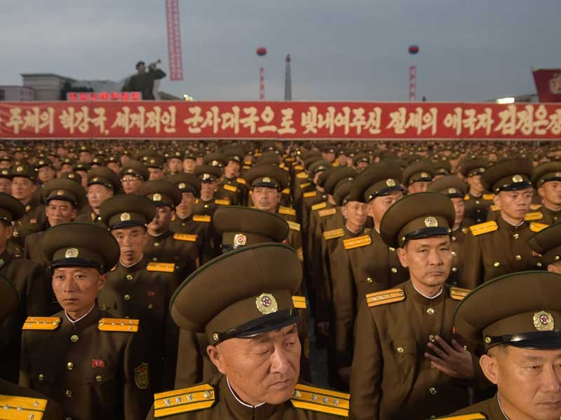 Mỹ có dám bắn hạ tên lửa Triều Tiên? - ảnh 1