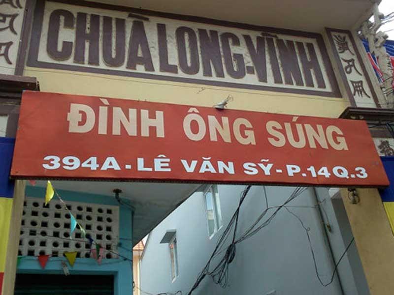 Sài Gòn có một đình Ông Súng - ảnh 1