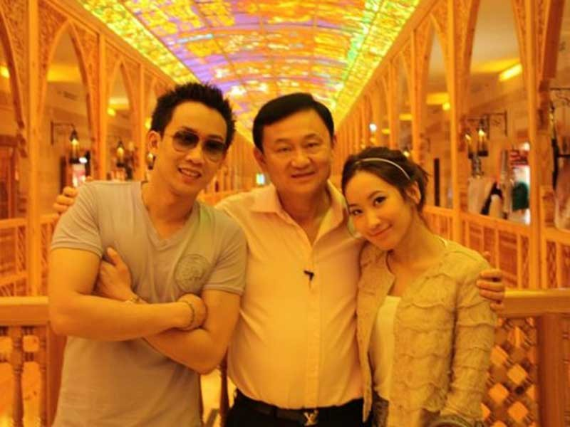 Con trai ông Thaksin trước nguy cơ bị truy tố - ảnh 1