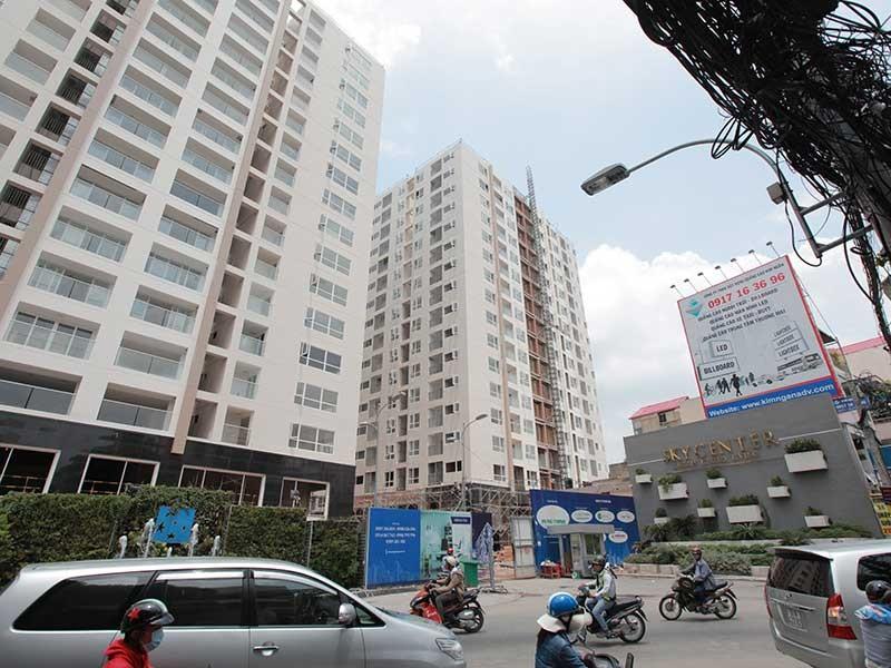 Rà soát khu vực hạn chế xây cao ốc ở TP.HCM - ảnh 2