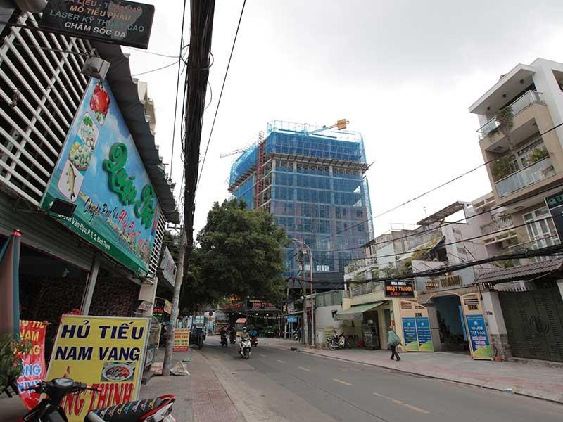 Rà soát khu vực hạn chế xây cao ốc ở TP.HCM - ảnh 3
