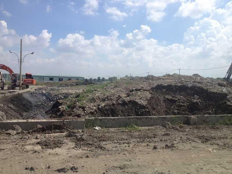 Nguy cơ ô nhiễm từ hơn 27.000 tấn bùn - ảnh 1