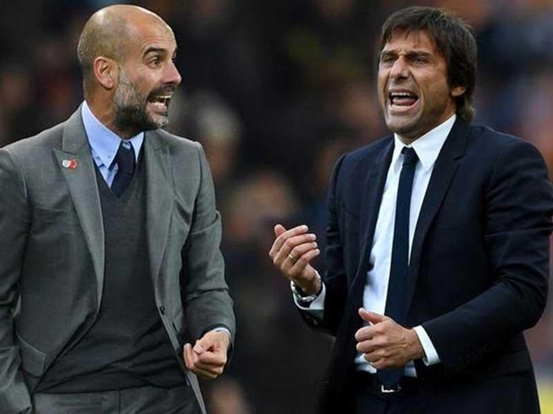 Chelsea - Man. City: Conte đấu Guardiola - ảnh 1