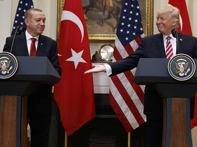 Mỹ-Thổ Nhĩ Kỳ đối đầu ngoại giao căng thẳng - ảnh 1