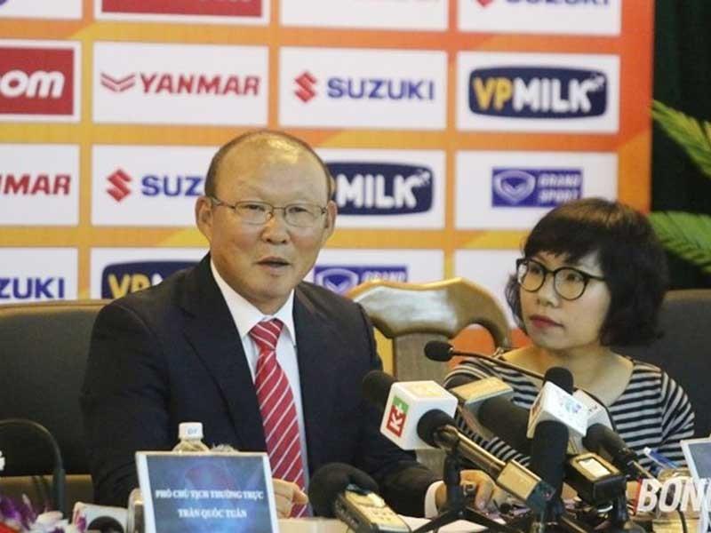 Thầy Hàn mới, 'gồng' V-League và đội tuyển cũ - ảnh 1