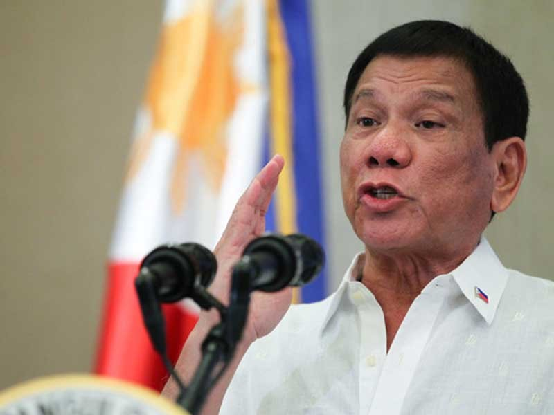 Ông Duterte dọa trục xuất tất cả đại sứ EU trong 24 giờ - ảnh 1