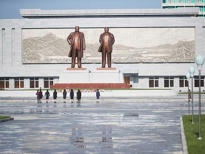 Hé lộ bất ngờ về bãi thử tên lửa Triều Tiên - ảnh 3