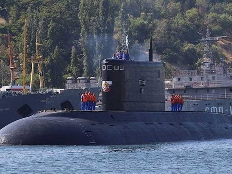 Mỹ vất vả 'săn tìm' tàu ngầm Nga - ảnh 1
