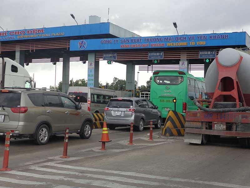 Tranh cãi vụ thu phí cao tốc TP.HCM-Trung Lương - ảnh 1