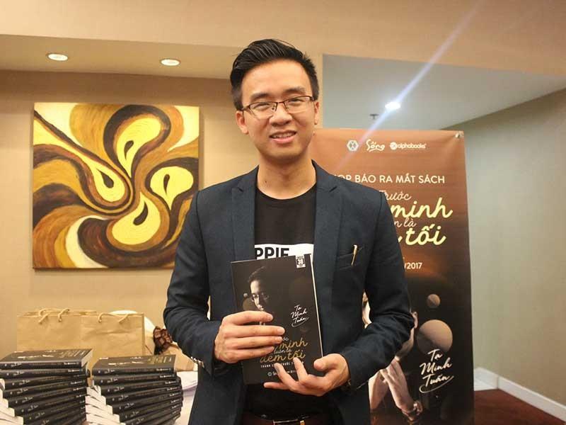 Tạ Minh Tuấn, người trẻ thành công nhất châu Á - ảnh 1