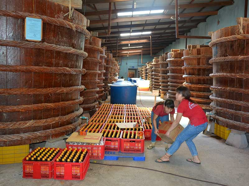 Nước mắm, thực phẩm xuất khẩu vẫn tắc vì … muối iốt - ảnh 1