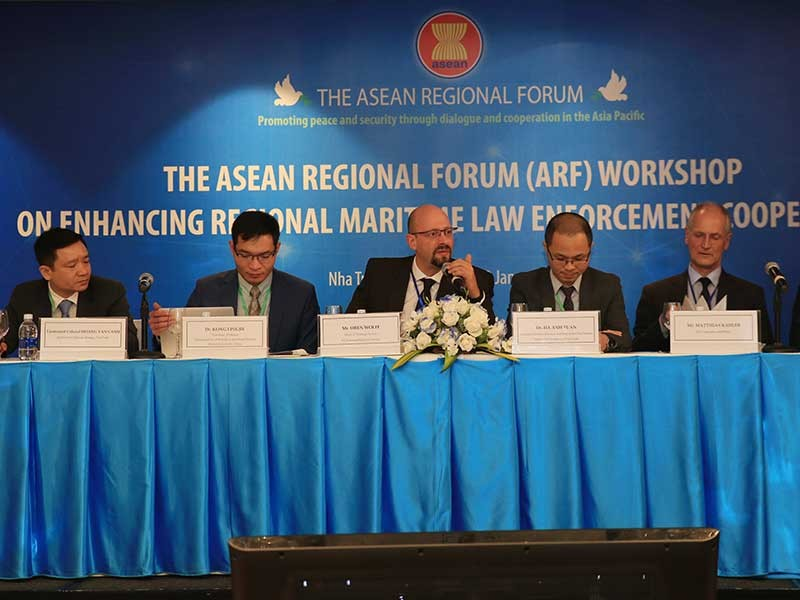 An ninh biển khu vực ASEAN phức tạp, đa diện - ảnh 1